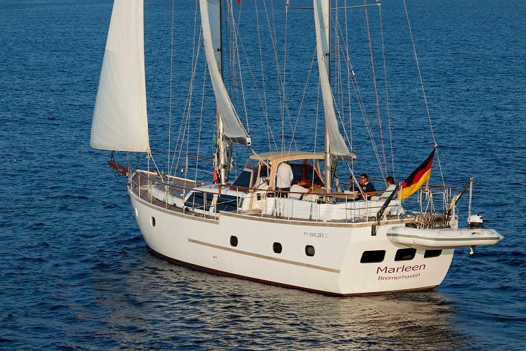 Moderne segelyachten  Klassische Hochsee-Segelyacht, 61 Fuß, Türkei - BOLESCH Immobilien ...